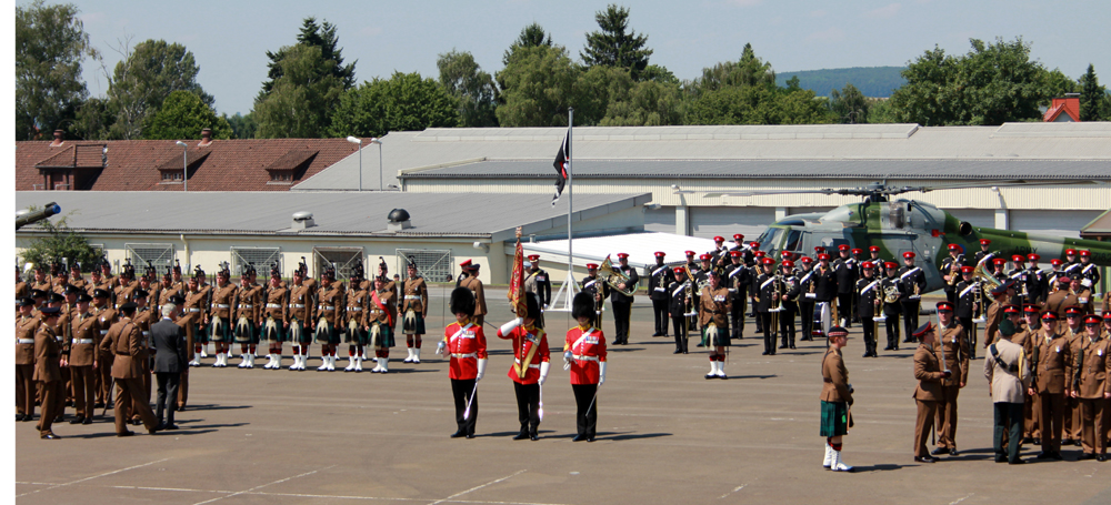 Redesignation Parade 18 July 2014 (15)