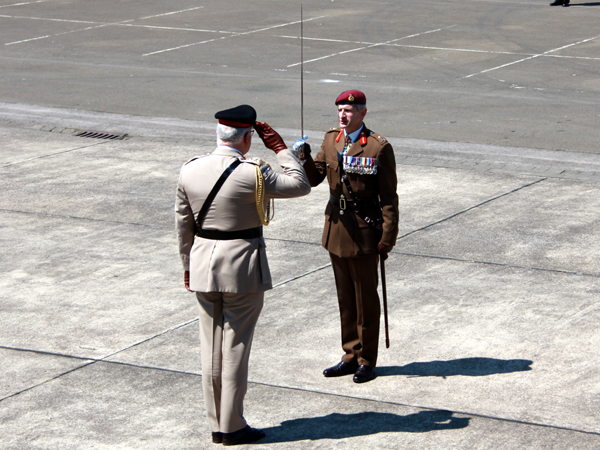 Redesignation Parade 18 July 2014 (17)