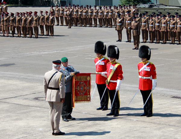 Redesignation Parade 18 July 2014 (19)