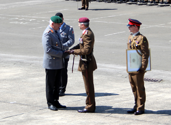 Redesignation Parade 18 July 2014 (24)