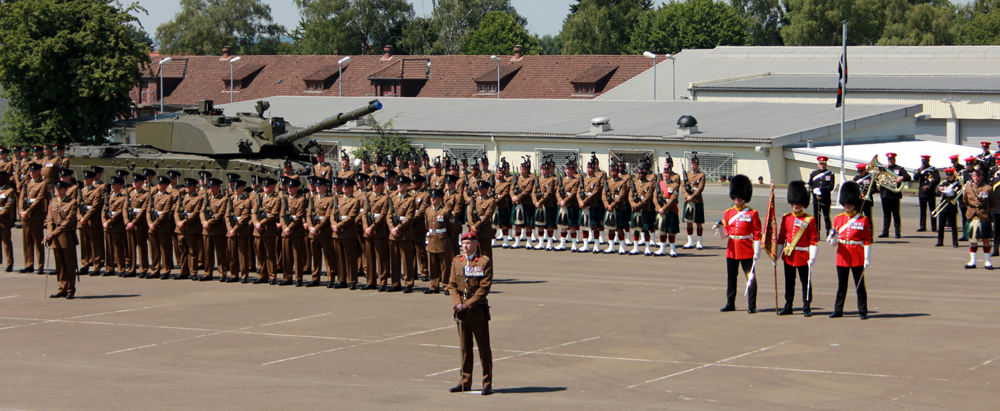 Redesignation Parade 18 July 2014 (7)